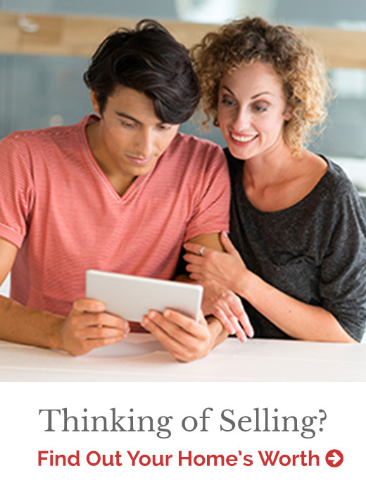 Thinking Of Selling? Find Out How Much Your Home Is Worth.
